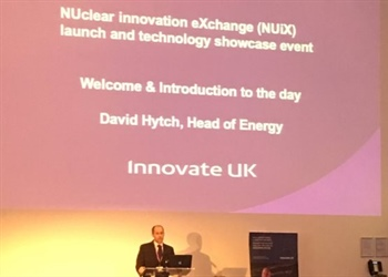 Viridian pitches at Nuclear Technology Showcase
